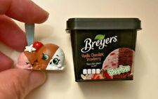 Shopkins Real Littles Frozen Season 13: Vanilla Choc Breyers + mini pack, new