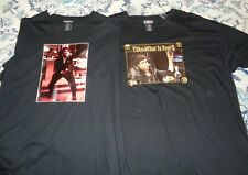 Pair of TWO Scarface Clothing Company T-Shirts- High Quality Graphics, Mint Cond