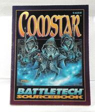 Battletech Comstar Sourcebook Battlemech Clan Resource Book FASA 1655
