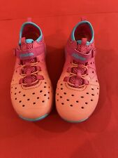New listing Stride Rite Cg57664 Made To Play Washable Amphibian Sneakers Girls 12 M Water