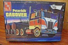 AMT PETERBILT CABOVER Model 352 PACEMAKER TRACTOR 1/25 SCALE MODEL KIT