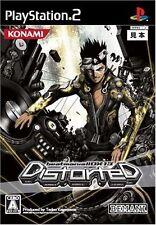 Used PS2 beatmania IIDX 13 DistorteD KONAMI SONY PLAYSTATION JAPAN IMPORT