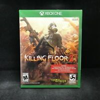 Killing Floor 2 (Xbox One) BRAND NEW / Region Free