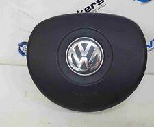 Volkswagen Polo 9N3 2006-2008 Steering Wheel Air Bag 1T0880201E