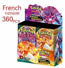 Pokémon display épée & bouclier, Ténèbres Embrasé  36 boosters CARTE FRANCAISE