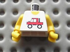LEGO Minifig Torso Ref 973px242 / Set 4152 6660 6395 6351 6399 4547 6675 6641..