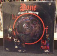 """Bone Thugs-N-Harmony """"1st of tha Month"""" 12"""" Sealed OOP Orig Eazy E NWA 2pac"""
