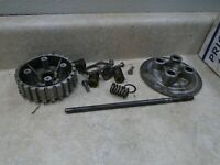 Honda 175 CL SCRAMBLER CL175 Engine Clutch Hardware 1969 SM592 BG