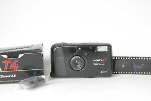 Yashica  T4 - - - excellent - - -  in makers box - - - Film tested