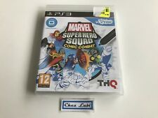 Marvel Super Hero Squad Comic Combat - Sony PlayStation PS3 - PAL FR - Neuf