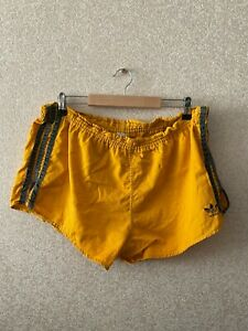 Rare Vintage 1970-1980s Adidas Football Soccer Shorts Size 7