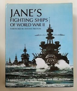 Janes fighting ships Of World War Ii