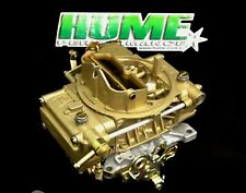 GENUINE HOLLEY 600 CFM SQUARE BORE MANUAL CHOKE REMANUFACTURED CARBURETTOR