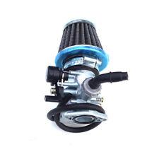 Carburetor PZ19 Carb and Air Filter for 110cc 125cc YX TTR Dirt Bike Taotao su