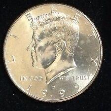 1999-D 50C Kennedy Half Dollar Gem BU
