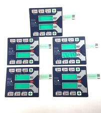 9801-059-006 (5) PIECES  HIGH QUALITY DEXTER STACK DRYER TOUCHPAD = 9801-059-004