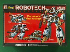 REVELL Robotech Changers ORGUSS - 1/48 Scale Kit #1001 Japan
