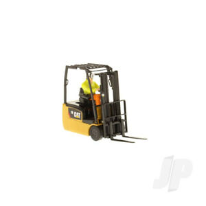 1:25 Cat EP16(C)PNY Lift Truck, Diecast Scale Construction Vehicle