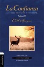 LA CONFIANZA/ THE TRUST - SPURGEON, C. H. - NEW BOOK