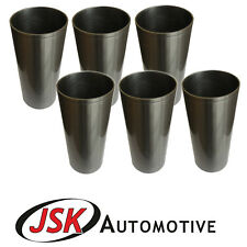 88.92mm Bore Cylinder Liners x6 Fordson Major Tractor E27N Perkins P6 Conversion
