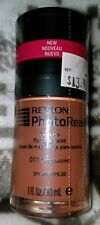 Revlon PhotoReady Makeup Foundation SPF 20 - CAPPUCCINO # 011 - New & Sealed
