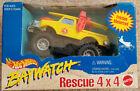Hot+Wheels+Baywatch+Rescue+4+X+4+Friction+Motorized+Vehicle+1995+NIB