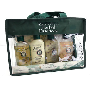 Clairol Herbal Essences 6 Piece Set Vintage 1998 NOS
