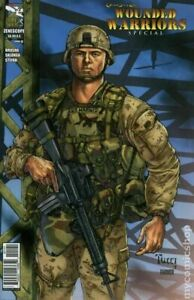 GFT : Wounded Warriors Special Billy Tucci Variant Cover Edition !!!    NM