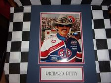 Richard Petty #43 STP Framed 8x10 Picture
