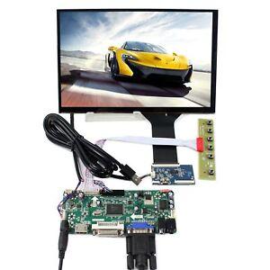 """10.1"""" B101EW05 1280x800 Capacitive Touch LCD HDMI VGA DVI LCD Driver Board"""