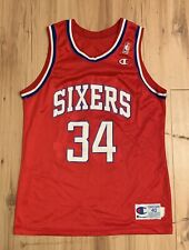 premium selection 5d465 fb565 Charles Barkley Philadelphia 76ers NBA Jerseys for sale | eBay