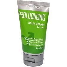 Prolonging Delay Creme 56ml - Doc Johnson