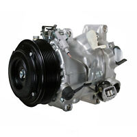 A/C  Compressor And Clutch- New   DENSO   471-1575
