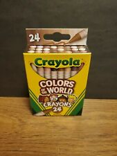 *Brand New* Crayola - Colors Of The World Crayons 24 pack