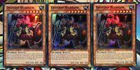 3x Dododo-Krieger ZTIN-DE001 SUPER RARE ENGLISCH 1.Auflage Playset Yu-Gi-Oh