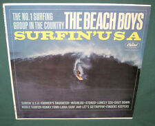 Beach Boys Surfin USA LP TM 1890 Mexico Original 1963 Nice RARE
