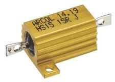 15W Ohmite/Arcol Aluminum 1% Mil-Spec Wirewound Resistor, 120 Ohm