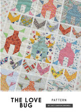 Quilt Pattern ~ THE LOVE BUG ~ by Jen Kingwell