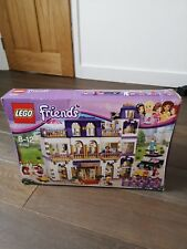 Lego 41101 Friends Heartlake Grand Hotel With Box And Instructions