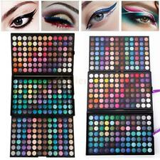 2 Sets Full 252 Color Eye Shadow Makeup Cosmetic Shimmer Matte Eyeshadow Palette