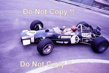 Jo Siffert Rob Walker Racing Lotus 49B Monaco Grand Prix 1969 Photograph 1