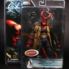 "Mezco Hellboy Battle Damaged Ultimate 7"" Action Figure Exclusive 1:12 Collection"