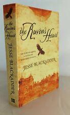 The Raven's Heart by Jesse Blackadder (Paperback 2011), SIGNED