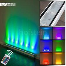 RGB LED Wandlampe Wohn Schlaf Zimmer Leuchte mit Fernbedienung Decken Disco Buro
