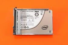 """DELL INTEL DC S3510 1.6TB MLC SERIES 2.5"""" 6 GBPS SATA 3 SSD-DTH1X (£ 450 EX-IVA)"""