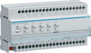 KNX easy HAGER TXM620D SCHALT-/JALOUSIEAKTOR 20/10-FACH 16A CLAST + NEU + OVP