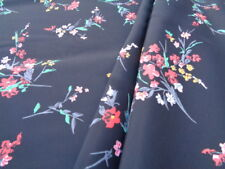 Rayon Fabric 100% (per metre) 'Winter of 25', dress fabric, scarves, womenswear