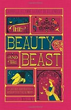 The Beauty and the Beast  by Gabrielle-Suzanna Barbot de Villenueve [Hardcover]