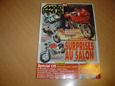 Moto revue N° 3344 Duels 125 cm3.Gas Gas 250 EC/Yam WR