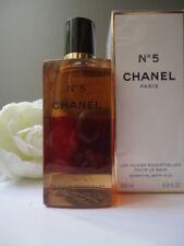 Luxury CHANEL Giftwrap No5 Essential Bath Oils 200ml Discontinued New Sealed Box